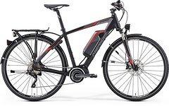 Merida eSPRESSO SPORT 900 EQ 2016 schwarz / rot / grau E-Bike