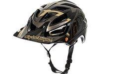Troy Lee Designs A1 Mips Helm Schwarz glänzend NEU!