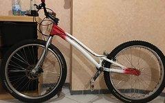 "Neon Bow 26"" Trial Bike"
