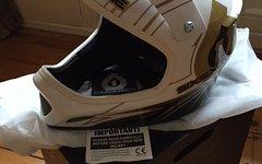 661 SixSixOne Evo Legend Fullface Helmet