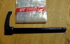 DT Swiss RWS Hinterrad Steckachse 12x142