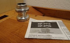 Shimano Ultegra Steuersatz HP-6500 BC1 klassischer 1 Zoll Schraubsteuersatz