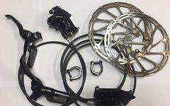 SRAM DB5 Scheibenbremsen Set mit Bremsscheibe + Adapter