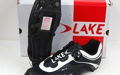 Lake MX 217 - Carbon MTB Schuhe - NEU - EU 43