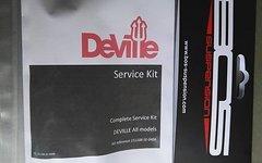 BOS Deville Servicekit (Abstreifer)