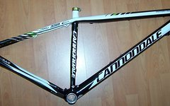 Cannondale F29 Factory Racing Rahmen