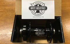 White Industries Vorderradnabe white industries 15mm