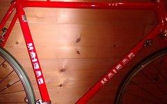 Mairag Retro Mairag 3 Sterne Swiss Handmade Rahmen RH57 Columbus3