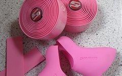 SRAM SuperCork BarTape with Hoods pink
