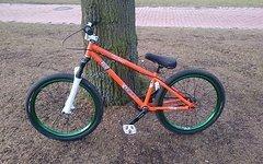 Last Raffnix Dirtbike
