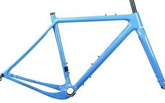 Open Cycles NEW U.P. Gravel Plus Carbon Rahmen / Blue