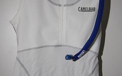 Camelbak VeloBaK Shirt Women s medium Zipper Gr. M