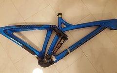 Niner Rahmen Niner RIP 9 RDO Carbon Rally Blue Neu Small