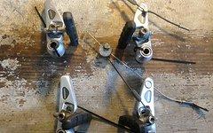 Shimano Cantilever Bremsen und Schaltbremshebel BR-M 502 SLR DX STX