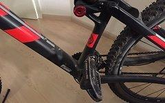 Rotwild R.R2 FS 29 Fully Mountainbike Carbon 2016er