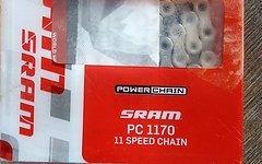 SRAM PC1170 11fach Kette incl Schloß