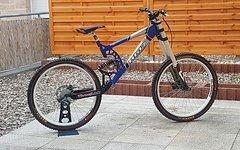 "Rocky Mountain Rm7 DH 2002 Size""M"""