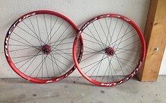 Fulcrum Red Fire 26 LRS//110x20;150x12
