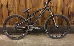 Specialized P. Slope Bearclaw Edition