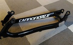 Cannondale Trigger Carbon Kettenstrebe