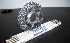 Shimano Ultegra Kassette Spider 12-27 9-Fach CS 6500