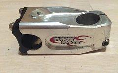 Race Face Diabolus Vorbau 70mm 1 1/8 25,4mm Silber