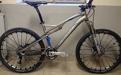 "Specialized EPIC 2009 FSR ""26"" ""M"""