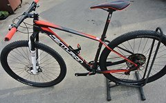"Centurion Backfire Team Cabon 29"" - Eagle - XTR - 8,5 Kg"