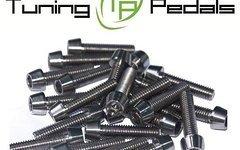 Tuning Pedals Titan Schraube M6 x 10 / 12 / 14 / 16/ 18 / 20 / 25 / 30 / 35 / 40 / 45 / 50 / 55 / 60 / 65 / 70 / 80 mm, Grade 5, DIN 912 konisch