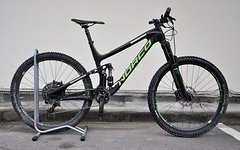 Norco Sight Carbon 7.2 Fullsuspension Mountainbike All Mountain Trailbike 140mm