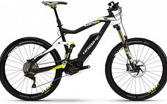 Haibike XDuro All MTN RX 2016er uvp 4999 Vohrführrad