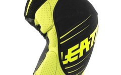 Leatt Knee Guard 3DF 5.0 lime/schwarz L/XL