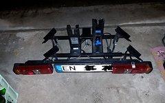 Elbe Twinny Load Heckträger für AHK 2 Räder