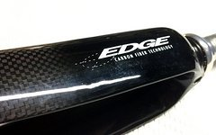 GT EDGE Carbon Originalgabel mit Steuersatz 1""