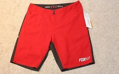 Fox Ranger Shorts RED/BLACK 34