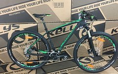 Kellys Bicycles Stage 30 Carbon 2017 SLX 2x11
