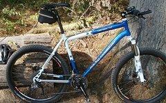 Rockymountain-Hardtail-Rahmen Vertex 70 für 26-Zoll-Laufräder