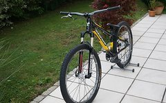 Nukeproof Snap Dirt/4x Komplettbike