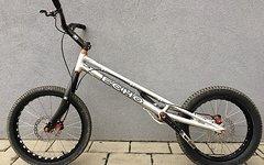 "Echo Trialbike Mark IV 20"", neuwertig"