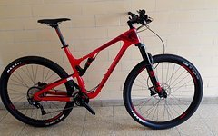 Rocky Mountain NEUES Element 950 RSL 2017, red XL