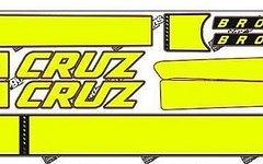 Nl Designs Santa Cruz Bronson Decals