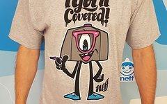 "Neff ""Capman"" Shirt Gr. L"