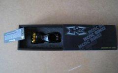 Kcnc Vorbau Fly Ride C Gold 31.8x60mm * NEU *