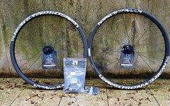 Reynolds MTN AM Carbon Laufradsatz NEU 26 Zoll All Mountain Enduro UVP 1499€