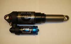 Fox DHX 5.0 Air 222mm Top Zustand