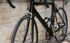 Superlight-Bikeparts Costum Carbon Rennrad, Größe M, 7,5 kg