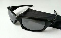 Oakley Fives Squared Polarized polished black/black iridium OO9238-06