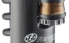 Reverse Components Shock Mud Fender - Carbon Shock protection for different bike models