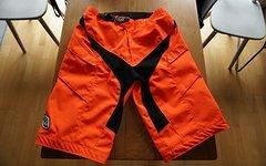 Troy Lee Designs Moto Short Hose Gr. 34 Orange