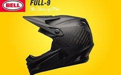 Bell Full-9 Fullface Carbon Helm NEU!!!